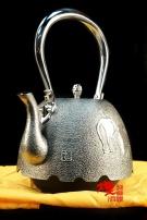 Tetsubin, bollitore giapponese in ghisa. Foto tratta dal sito nicolastang.com