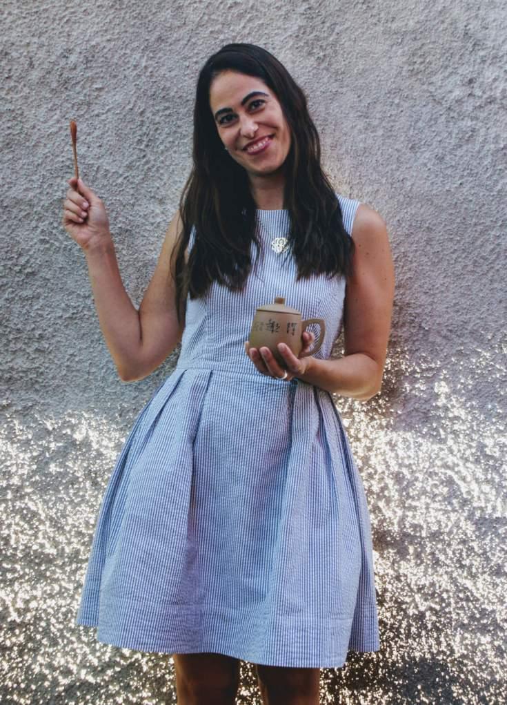 Alessandra Rovetta in un'Intervista per 365 tealovers, rubrica di Prima Infusione