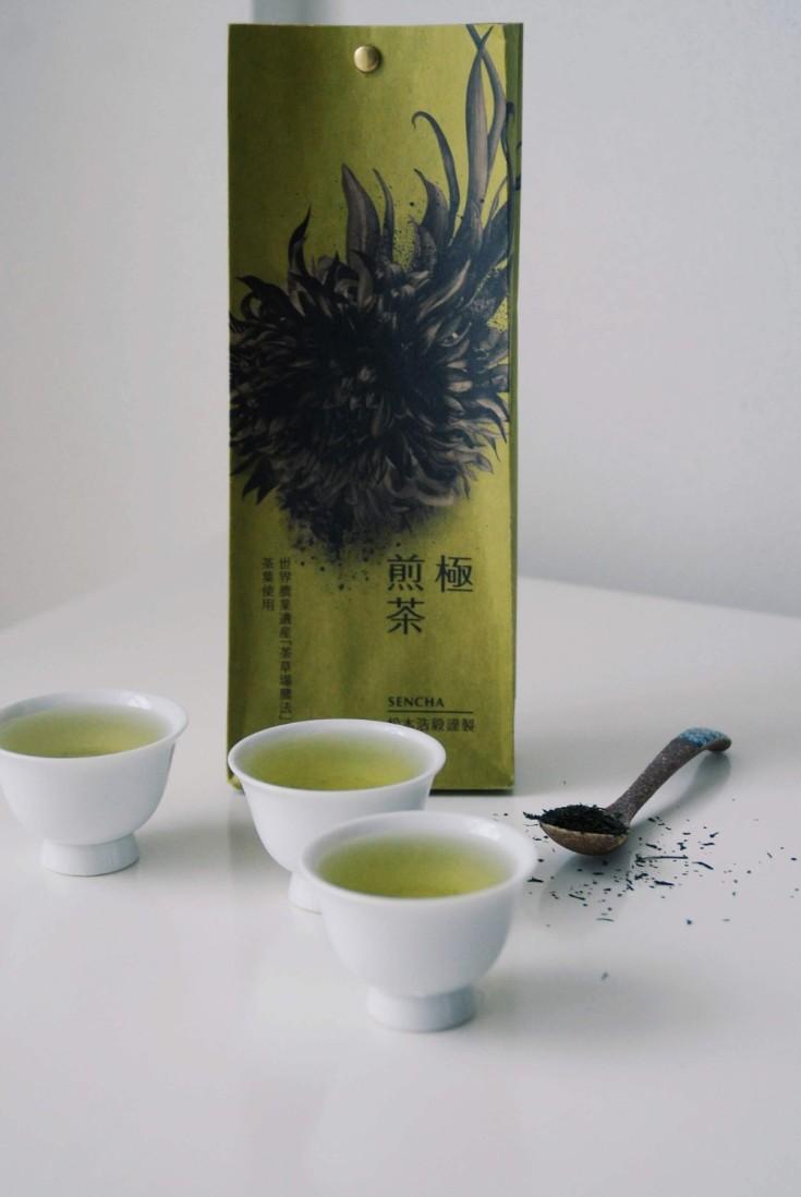 Tè verde giapponese fukamushi sencha, prodotto da Kaneroku Matsumoto tea garden