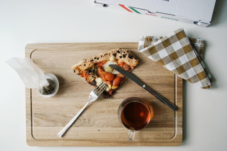 Che tè bere con la pizza, foto di Jurga Po Alessi | Prima Infusione tea blog